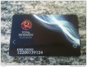 total rewards player card